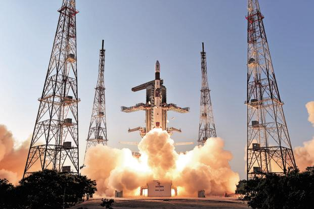 ISRO began countdown for launching  31 satellites