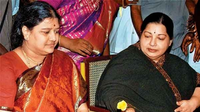 VK Sasikala found guilty of corruption by Supremecourt