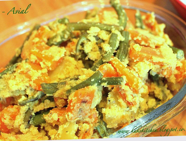 അവിയല് - Kerala Recipe