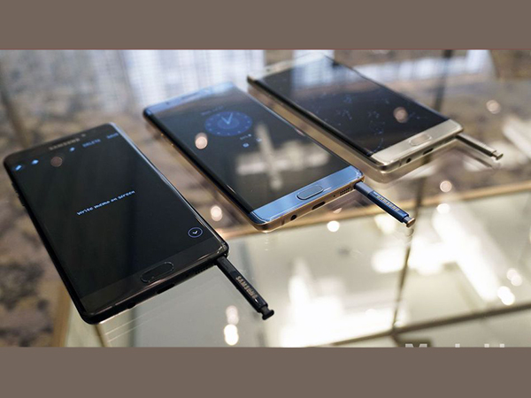 India bans use of Galaxy Note-7 on airlines